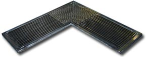 Astral - Stainless Steel Parallel Grating Tile